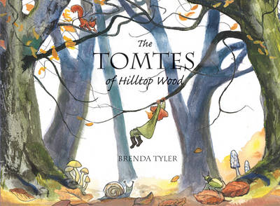 The Tomtes of Hilltop Wood by Brenda Tyler