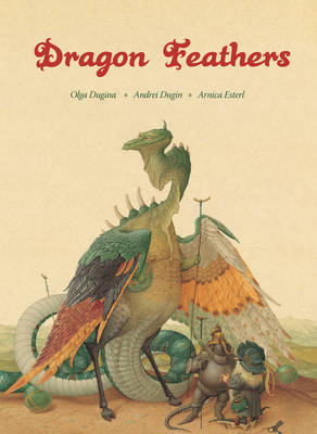 Dragon Feathers by Andrei Dugin