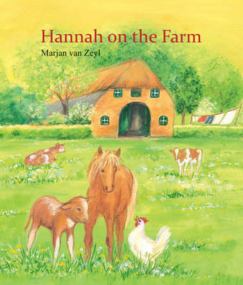 Hannah on the Farm by Marjan van Zeyl