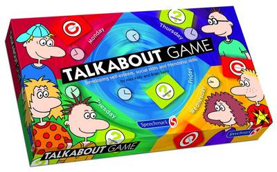 Talkabout Board Game by Alex Kelly
