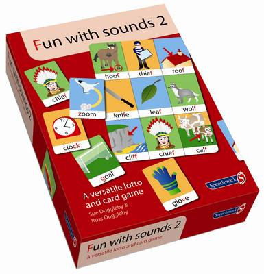Fun With Sounds 2 Card Game by Sue Duggleby, Ross Duggleby