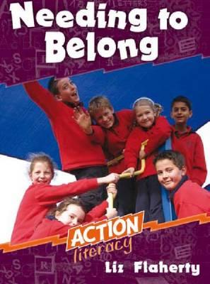 Needing to Belong by Liz Flaherty