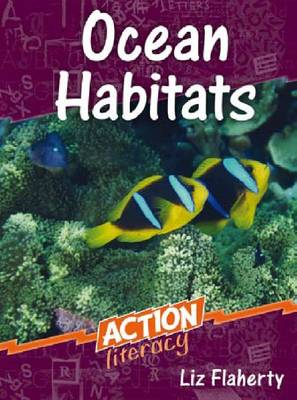 Ocean Habitats by Liz Flaherty