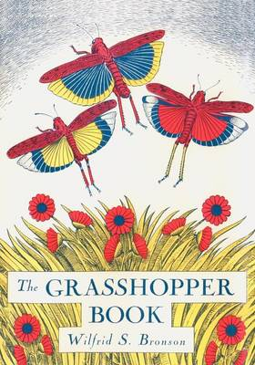 The Grasshopper Book by Wilfrid Swancourt Bronson