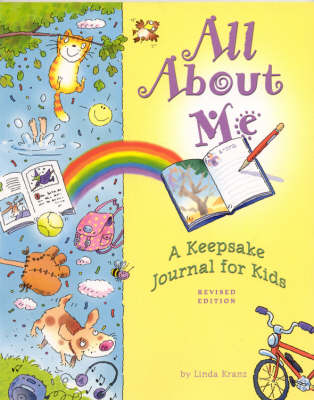 All About Me A Keepsake Journal for Kids by Linda Kranz