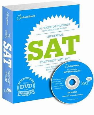 The Official SAT Study Guide with DVD From the Maker of the Test by The College Board