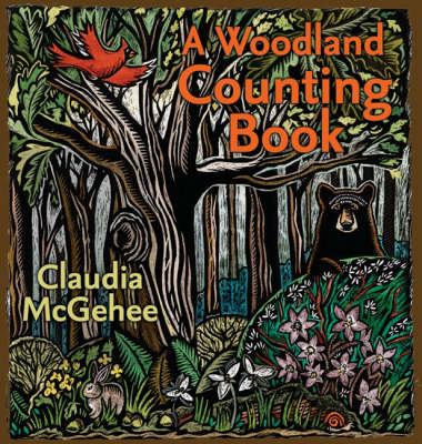 A Woodland Counting Book by Claudia McGehee