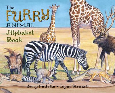 The Furry Animal Alphabet Book by Jerry Pallotta