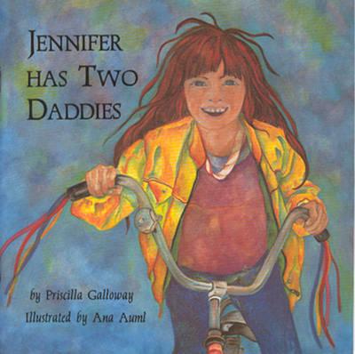 Jennifer Has Two Daddies by Priscilla Galloway