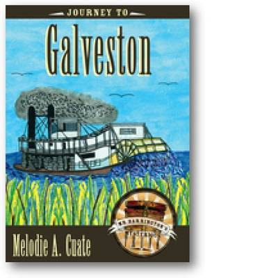 Journey to Galveston Mr Barrington's Mysterious Trunk by Melodie A. Cuate