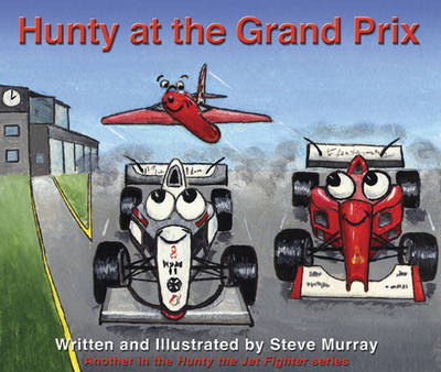 Hunty at the Grand Prix by Steve Murray