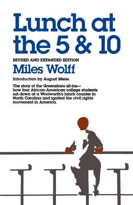 Lunch at the 5 and 10 by Miles Wolff, Miles Wolff