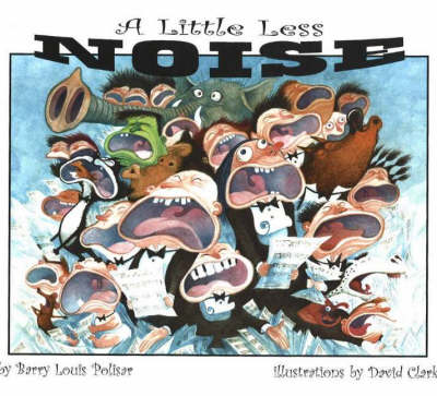 A Little Less Noise by Barry Louis Polisar