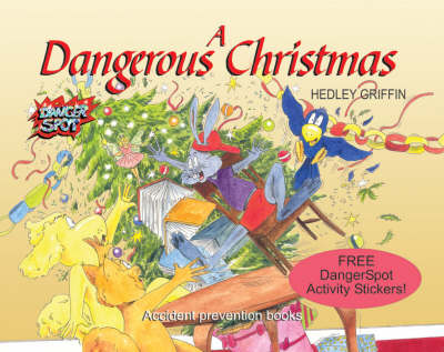 A Dangerous Christmas by Hedley Griffin