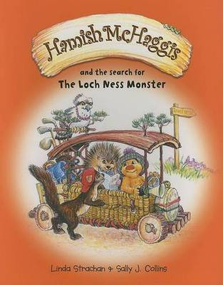 Hamish McHaggis and the Search for the Loch Ness Monster by Linda Strachan
