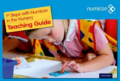 Numicon: 1st Steps in the Nursery Teaching Guide by Romey Tacon, Rachel Hussain