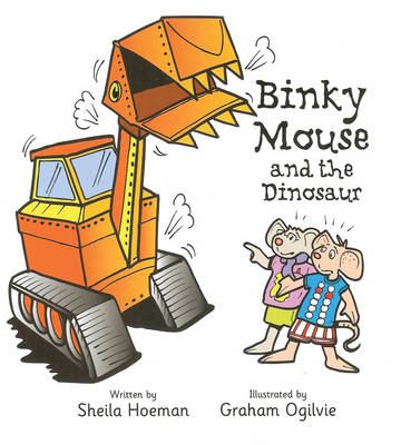 The Binky Mouse Series by Sheila Hoeman