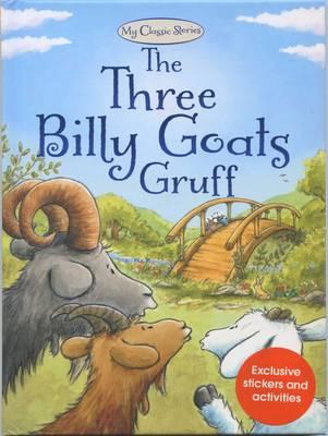 The Three Billy Goats Gruff by Nina Filipek