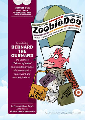 Zoobiedoo A Multi-sensory Music, Singing and Activity Resource by Nicholas Grew, Ben Ballard, Anna Batson