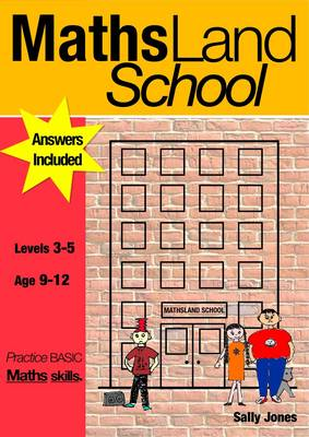 Maths Land High School Levels 3-5 Practise Basic Maths Skills by Sally Jones