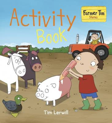 Activity Book by Tim Lerwill