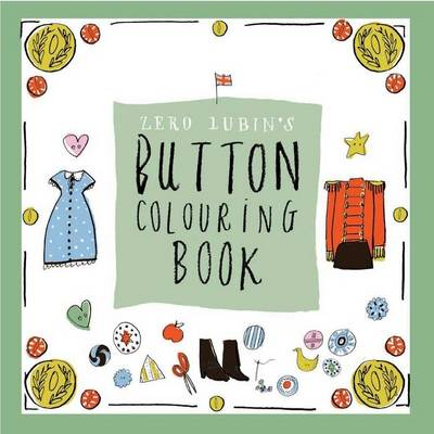 Zero Lubin Button Colouring Book by Zero Lubin