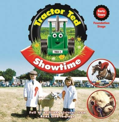 Tractor Ted Showtime by Alexandra Heard