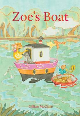 Zoe's Boat by Gillian McClure