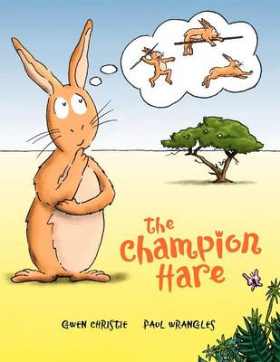 The Champion Hare by Gwen Christie