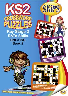 Skips CrossWord Puzzles Key Stage 2 English SATs by Ash Sharma