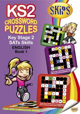 SKIPS CrossWord Puzzles Key Stage 2 English by Ash Sharma