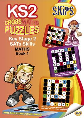 SKIPS CrossWord Puzzles Key Stage 2 Maths by Ash Sharma