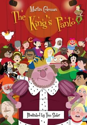 The King's Panto by Martin Coleman