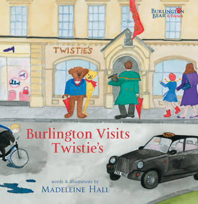 Burlington Visits Twisties by Madeleine Hall