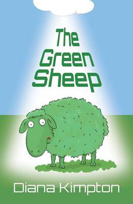 The Green Sheep by Diana Kimpton