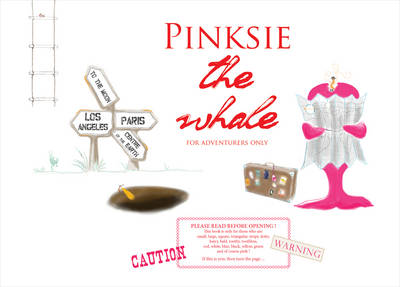 Pinksie the Whale For Adventurers Only by Alessandra Scifo, Elisabeth Oddono, Laura Newland