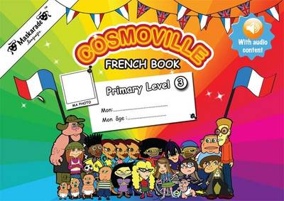French Book Primary Level 3 by Coralie Albrecht, Emmanuelle Fournier-Kelly