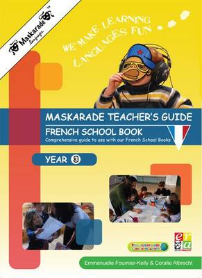 Le Petit Quinquin Teacher's Guide for French Book Year 3 Key Stage 2 by Emmanuelle Fournier-Kelly, Emmanuelle Fournier-Kelly