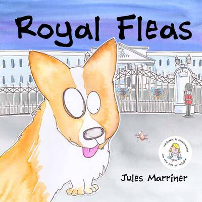 Royal Fleas by Jules Marriner