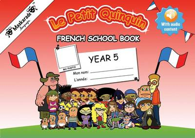 Le Petit Quinquin - French Book Yera 5 by Emmanuelle Fournier-Kelly, Emmanuelle Fournier-Kelly