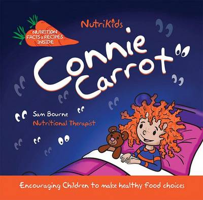 Connie Carrot by Sam Bourne, Sam Bourne, Sam Bourne