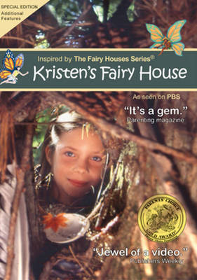 Kristen's Fairy House by Tracy Kane