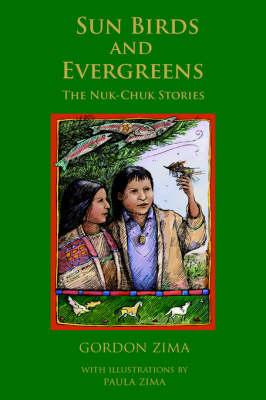 Sunbirds and Evergreens by Gordon Zima