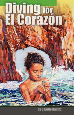 Diving for El Corazon by Charlie Damitz