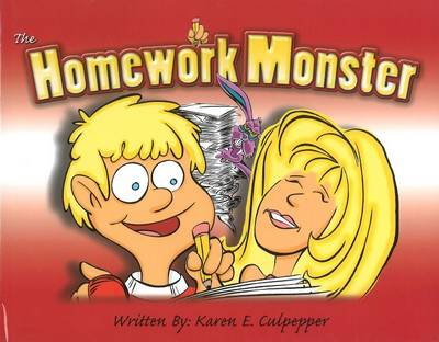 Homework Monster by Karen Culpepper