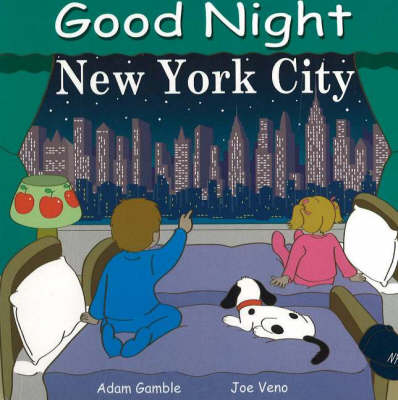 Good Night New York City by Adam Gamble