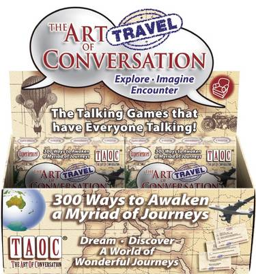 The Art of Conversation, Travel Travel by Louise Howland, Keith Lamb