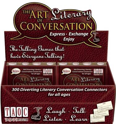 The Art of Conversation Literary Literary by Louise Howland, Keith Lamb
