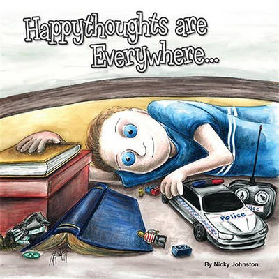 Happythoughts are Everywhere by Nicky Johnston