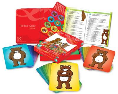 The Bear Cards Feelings by John Veeken